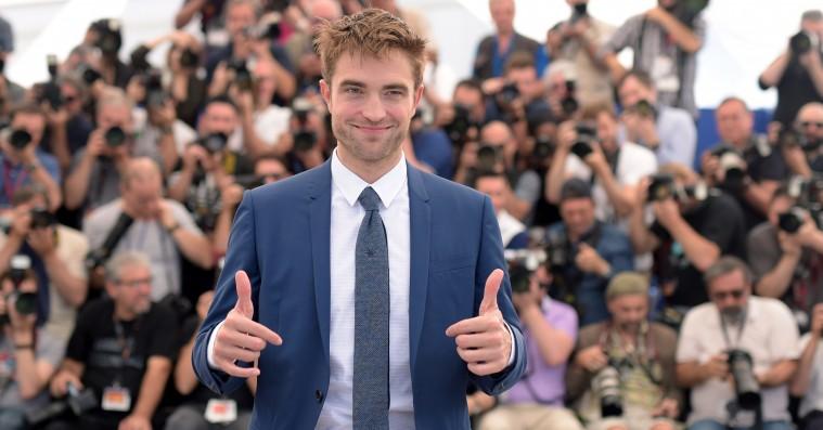 Så er det (endelig) officielt: Robert Pattinson er den nye Batman