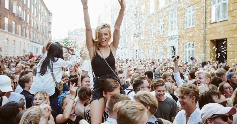 Gadefesterne er blevet et problem for Distortion – her er festivalchefens løsning