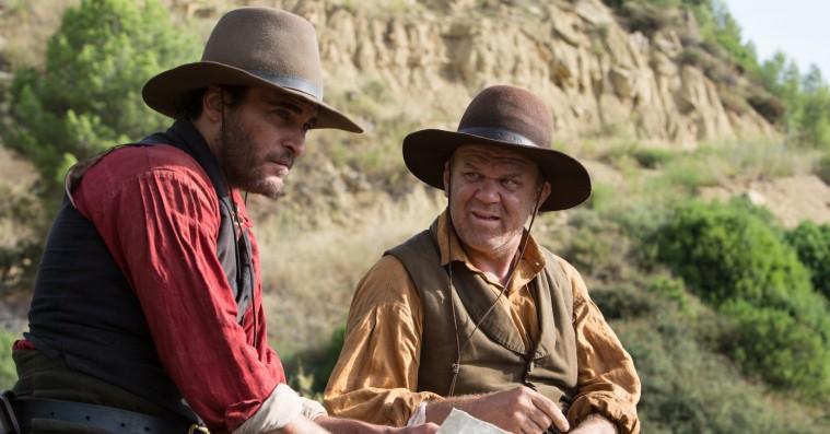 Soundvenue Forpremiere: Joaquin Phoenix og John C. Reilly er årtiets skuespillermatch i den sortkomiske western 'The Sisters Brothers'