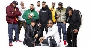 Rap-guder i Royal Arena: Oplev Wu-Tang Clan, De La Soul og Public Enemy live