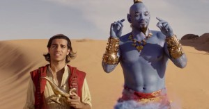 'Aladdin': Will Smiths lampeånd kan ikke puste magi i Disneys live-action-film