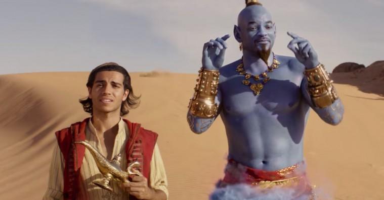 'Aladdin': Will Smiths lampeånd kan ikke puste magi i Disneys live-action-film