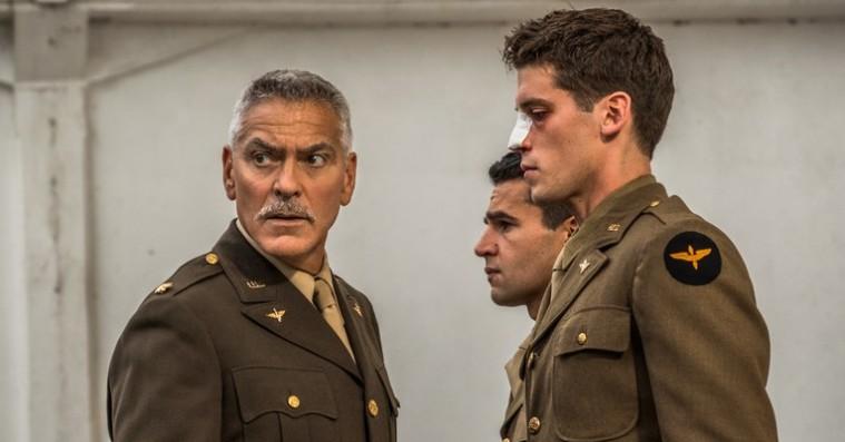 'Catch-22': George Clooneys krigsserie er morsom, men lidt for velkendt