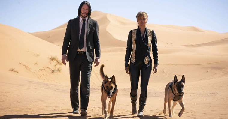 Verdens bedste actionserie har Keanu Reeves på rollelisten – og det er ikke 'The Matrix'