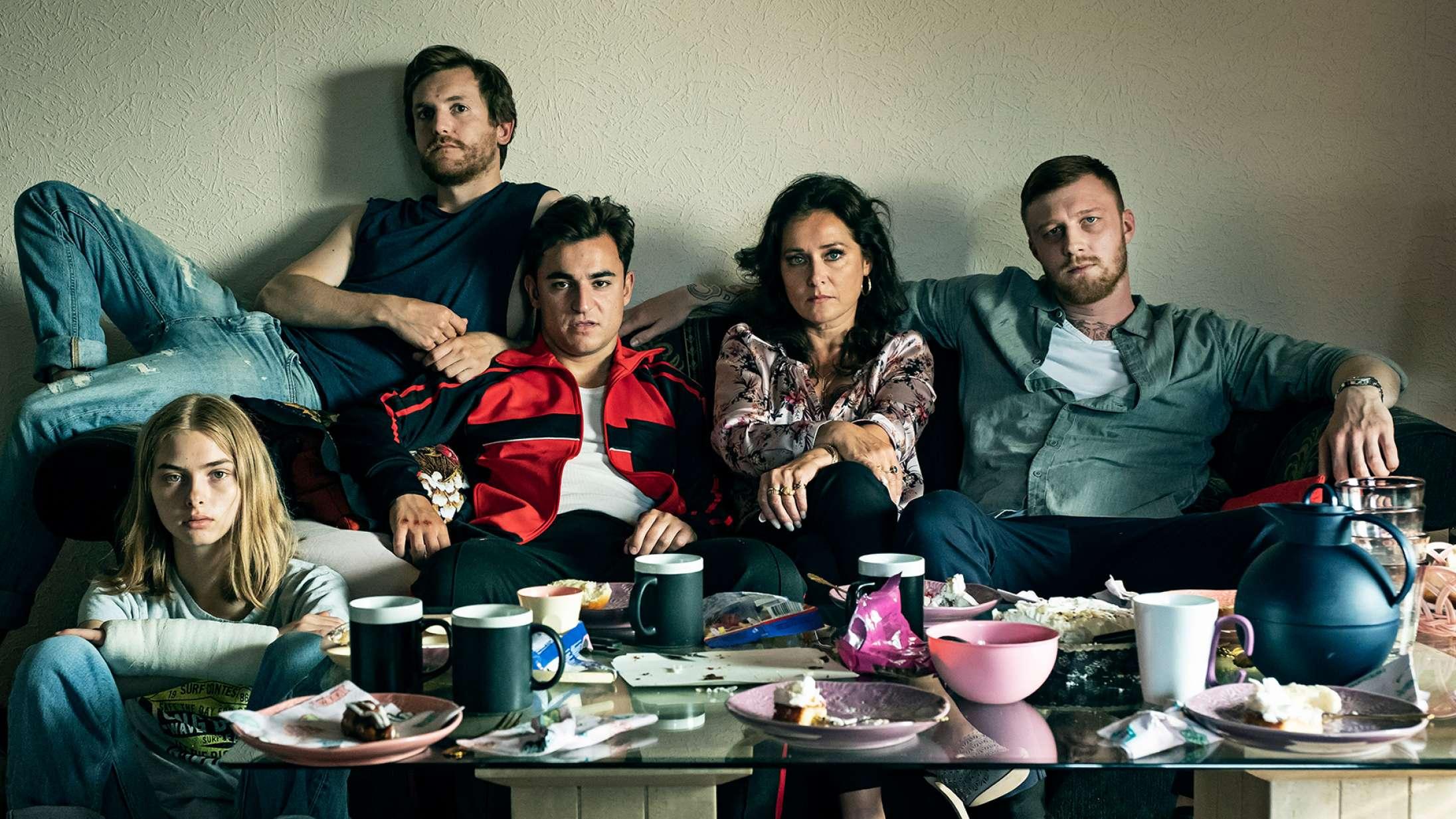 Soundvenue Forpremiere: Den danske mafiafilm 'Kød og blod' med besøg fra hele det unge hold