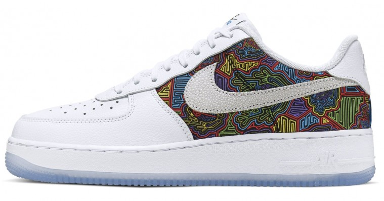 Nike trækker sneakers tilbage – krediterede forkert oprindelse af mønster
