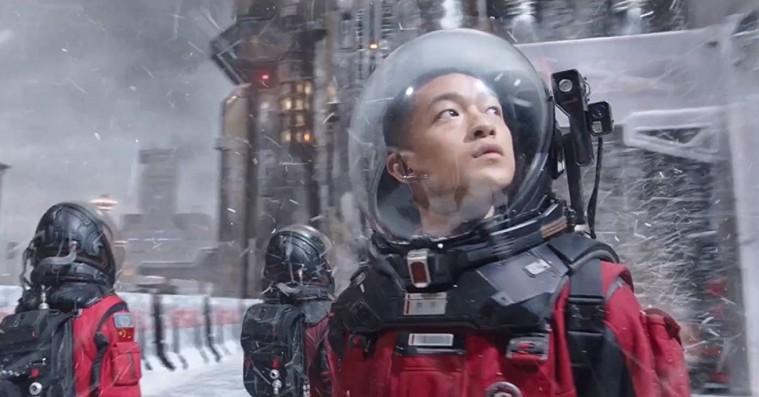 'The Wandering Earth': Kinesisk kæmpehit er nu på Netflix – et festfyrværkeri af en katastrofefilm