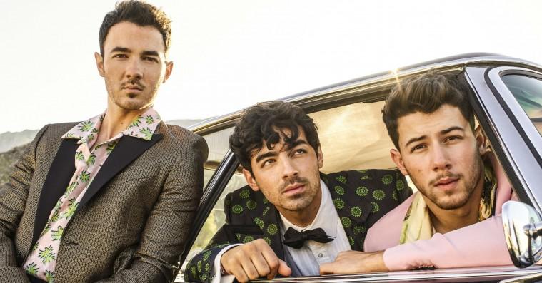 Jonas Brothers' første album i ti år er catchy på den ufarlige måde