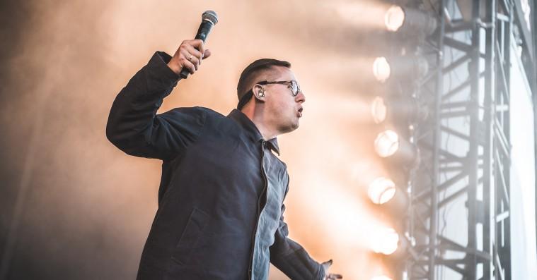 Benjamin Hav afslører sin første festivalkoncert som solokunstner