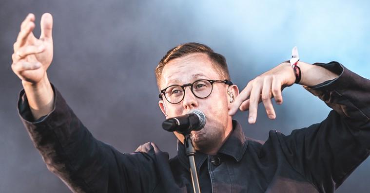 Benjamin Hav annoncerer sin første koncert som soloartist