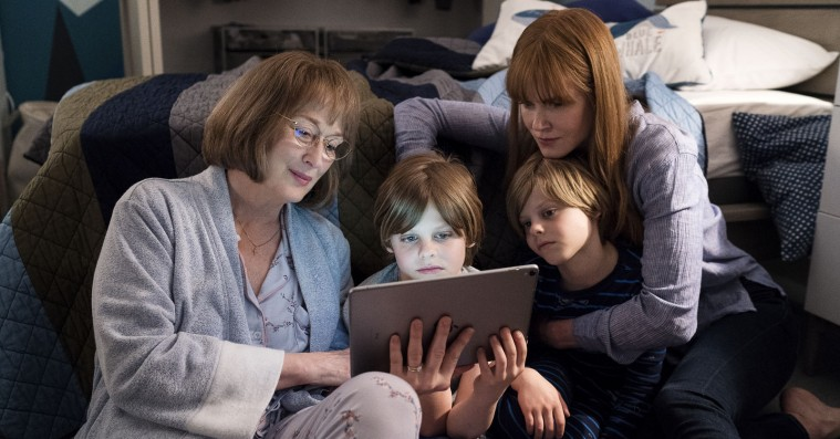 Min største bekymring for 'Big Little Lies' sæson 2? Meryl Streep