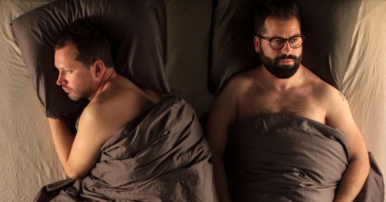 '10 år senere': Ny parforholdsserie fra DR3 falder på troværdigheden