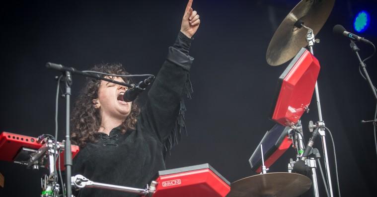 Georgia var en urkraft af et one-woman band på NorthSide