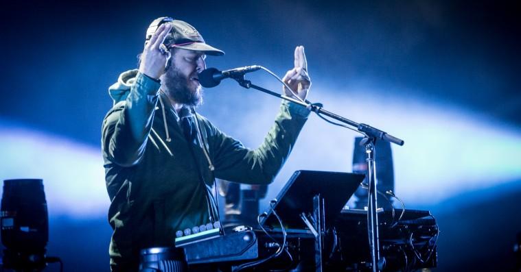 Hør det nye Bon Iver-album før tid på onsdag i København