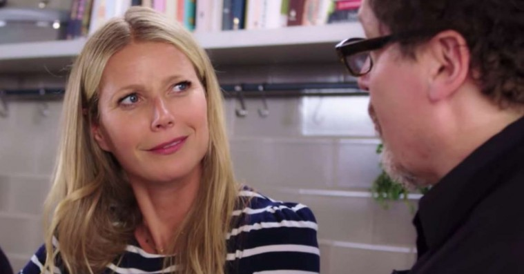Gwyneth Paltrow anede ikke, at hun medvirkede i 'Spider-Man: Homecoming'