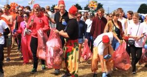 Har du god festivalkarma – eller er du en helligfrans? Tag testen her