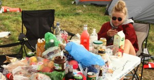 Den her går ud til de hellige: Er du en lige så bæredygtig festivalgæst, som du bilder alle ind?