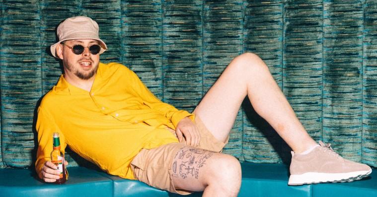 Emil Lange udgiver single sammen med Klamfyr – hør '10 år' eksklusivt i Soundvenues hiphop-podcast