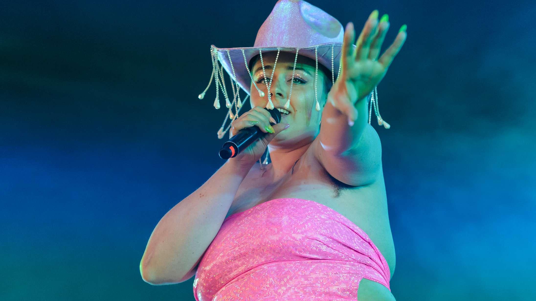 Jeg bliver aldrig træt af at se Jada live – derfor er hun perfekt til at åbne Orange Scene