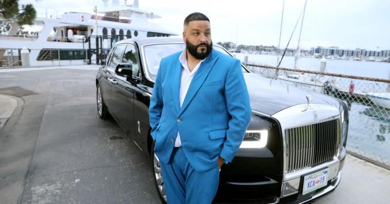 DJ Khaled har gang i et Nicki Minaj-agtigt meltdown, fordi hans album ikke gik nummer et