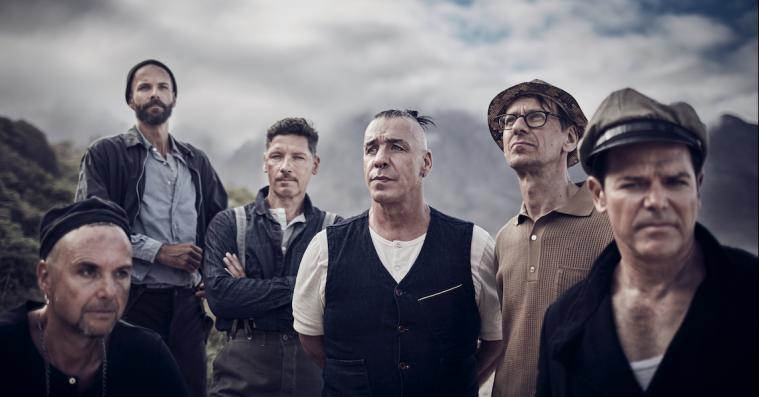 Rammstein annoncerer ny koncert i Danmark
