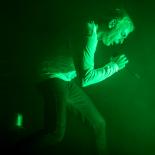 Underworld leverede mytologisk klublyd på Roskilde Festival