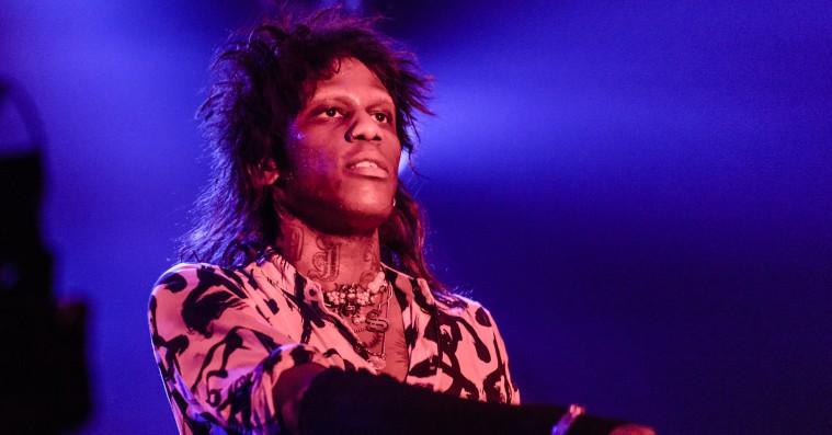 Yves Tumor gav en hård, hypnotiserende rockseance på Roskilde Festival