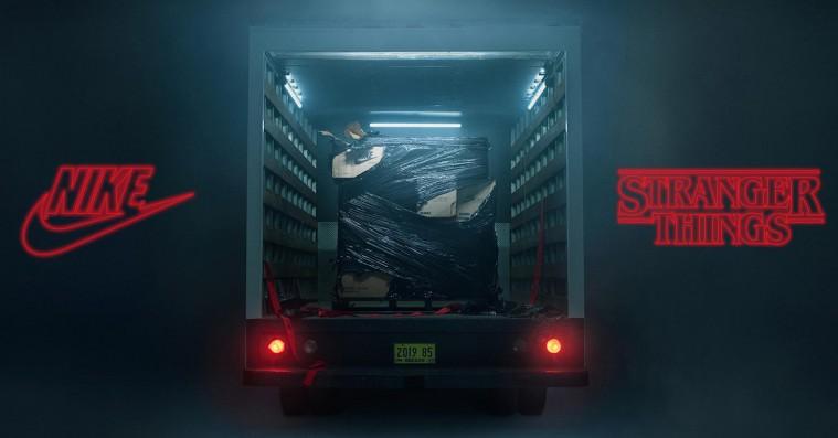 Nike afslører 'Stranger Things'-samarbejde – følger i hælene på H&M's kollektion
