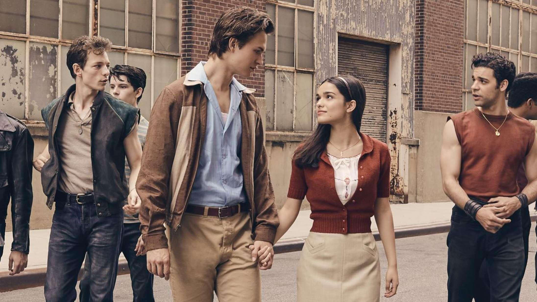 Se første trailer til Steven Spielbergs ventede 'West Side Story'-remake