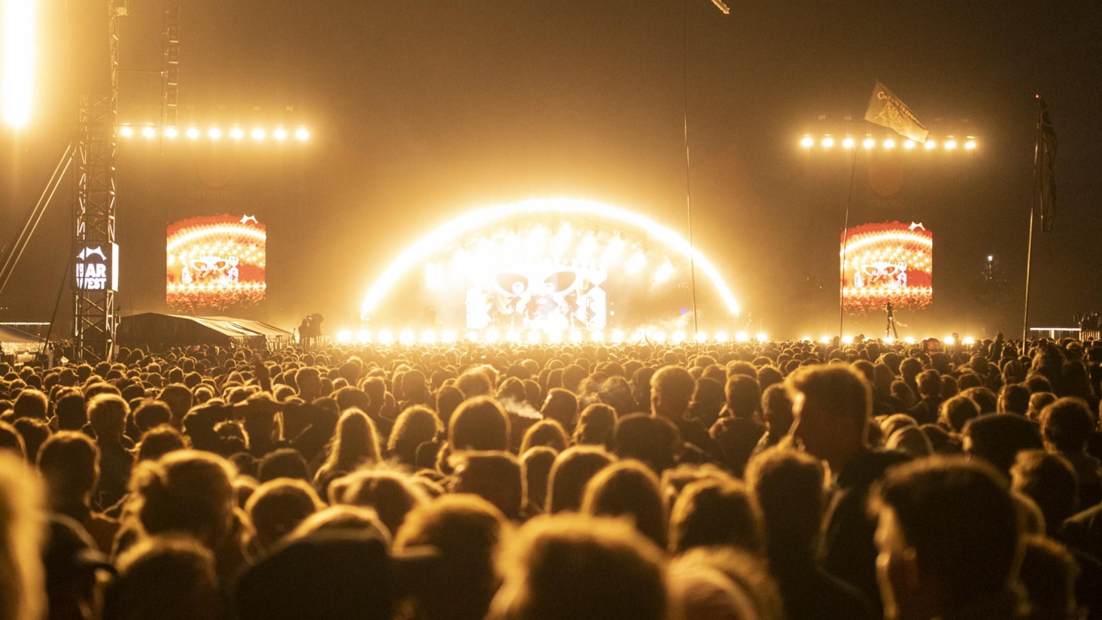 Roskilde Festival annoncerer 30 nye navne – Tyler, The Creator på Orange