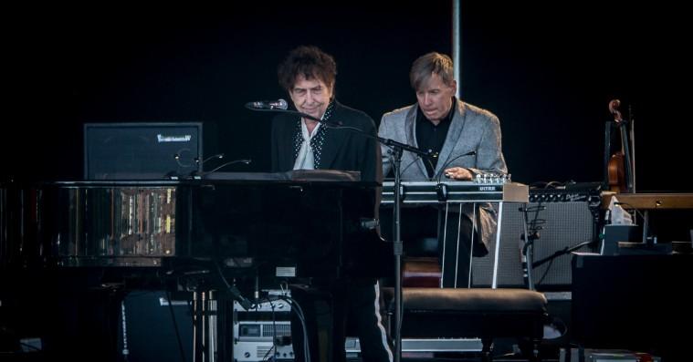 Bob Dylan hakkede sig gennem bagkataloget på Roskilde Festival