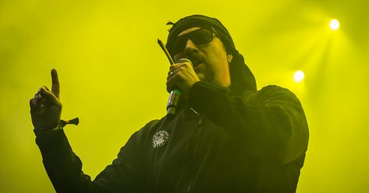 Cypress Hill lukkede Roskilde Festival med manér – men det var ikke rappernes skyld