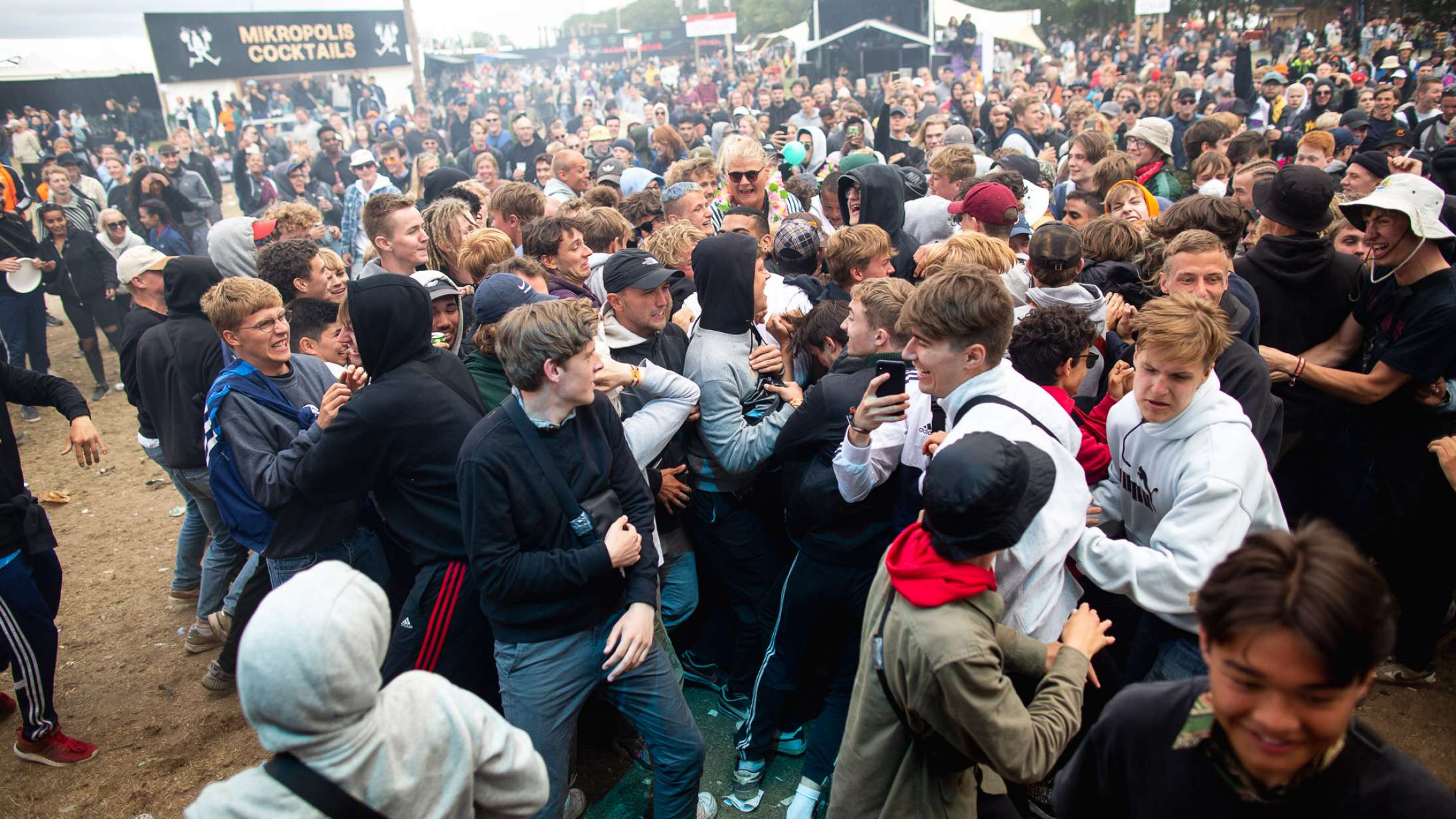 Roskilde Festival vil have de unge af sted med 5.000 øremærkede billetter: »Det er en særlig situation og derfor også et særligt middel, vi må bruge«