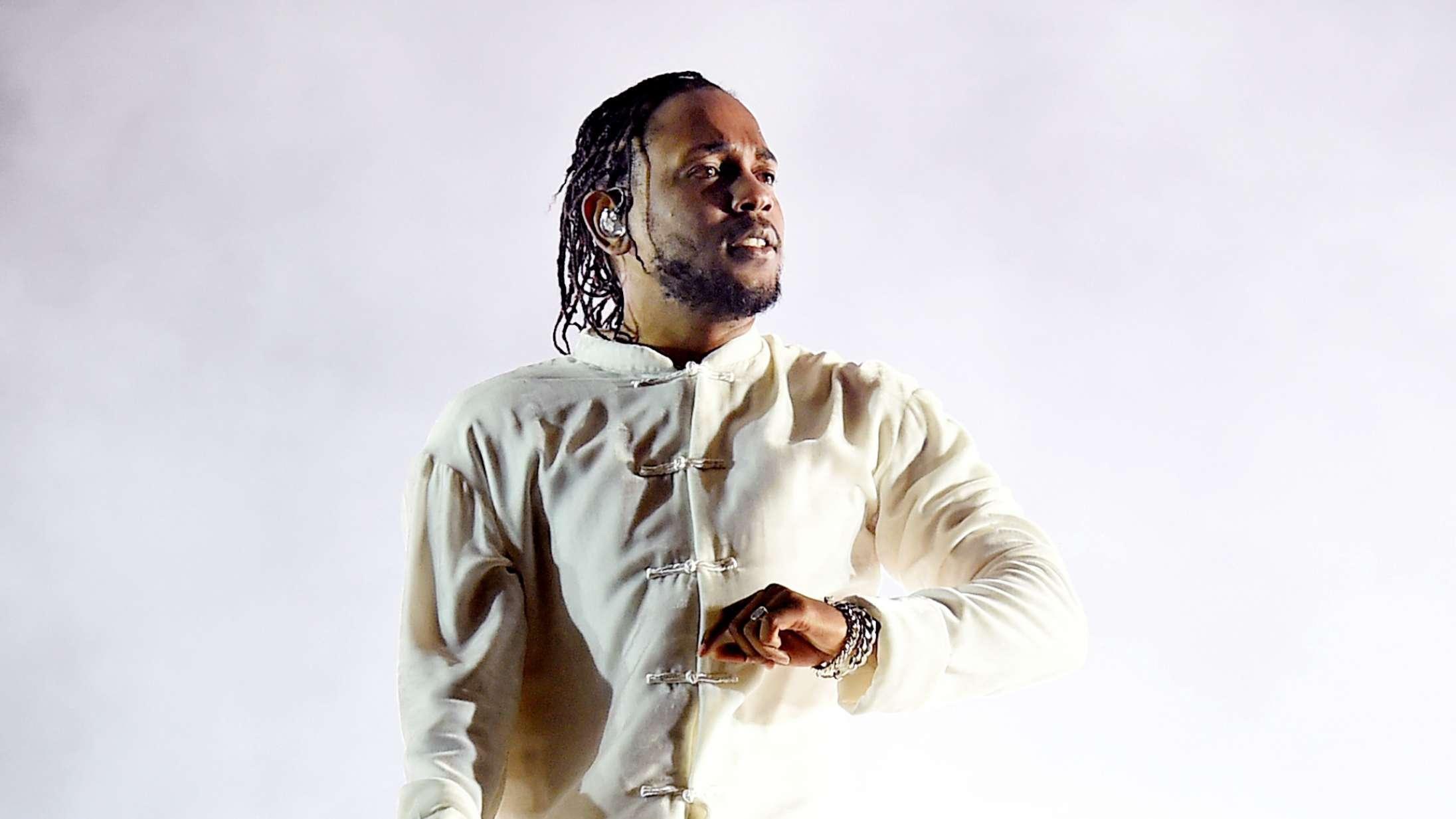Det første officielle Kendrick Lamar-vers i 2020 lander på fredag