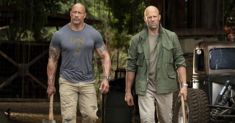 'Hobbs and Shaw': Den første 'Fast & Furious'-spinoff har hele pakken