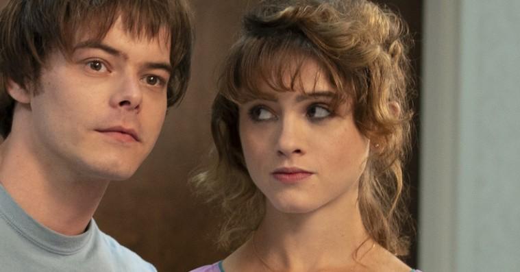Natalia Dyer fra 'Stranger Things': »Det er en vigtig sæson for de kvindelige karakterer«