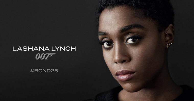 'Bond 25'-rygte: Sort kvinde overtager 007-titlen