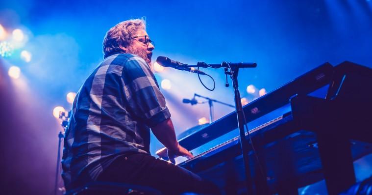 Roskilde Festival: Søren Huss eftermiddagshyggede med Nik & Jay og sange om hverdagens små mirakler