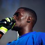 Sheck Wes svingede mellem a capella og inferno på Roskilde Festival