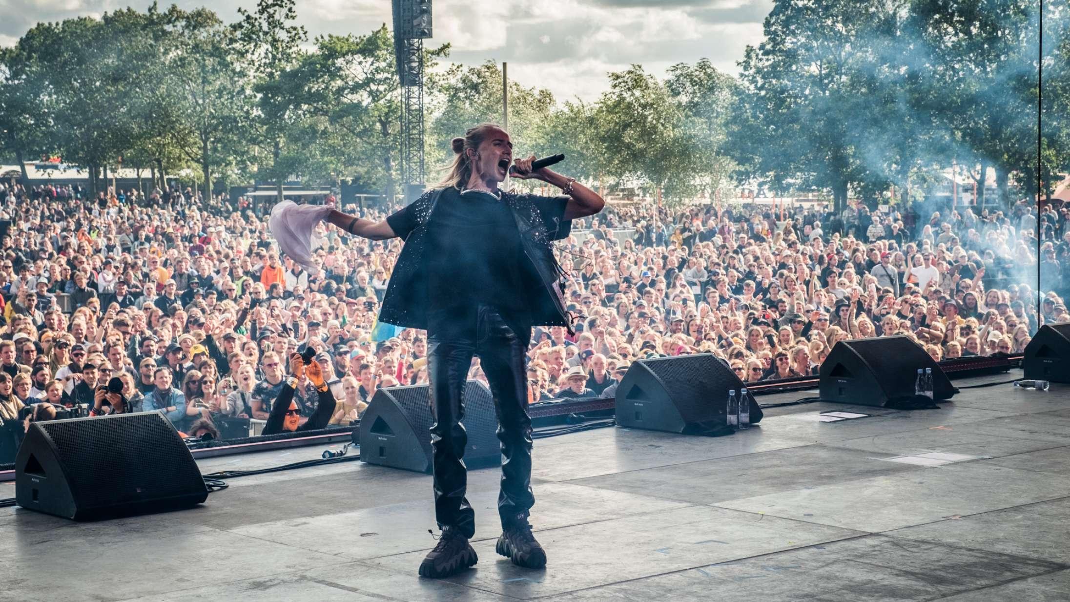 Nu skal Roskilde Festival tænke kreativt: »Coachella-modellen? Den har vi virkelig ikke kigget ned i. Men der kan være andre modeller«