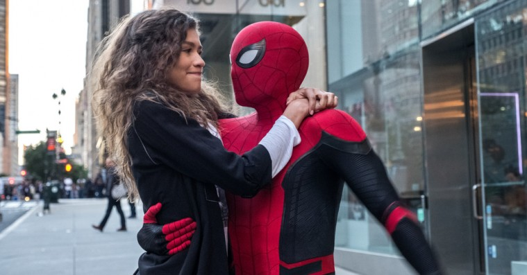 'Spider-Man – Far From Home': Overrumplende twist afværger Marvel-krisen
