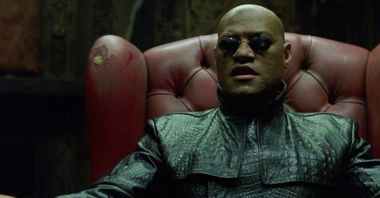 'Matrix 4' er på udkig efter en ung Morpheus – og hvad skal det så betyde?