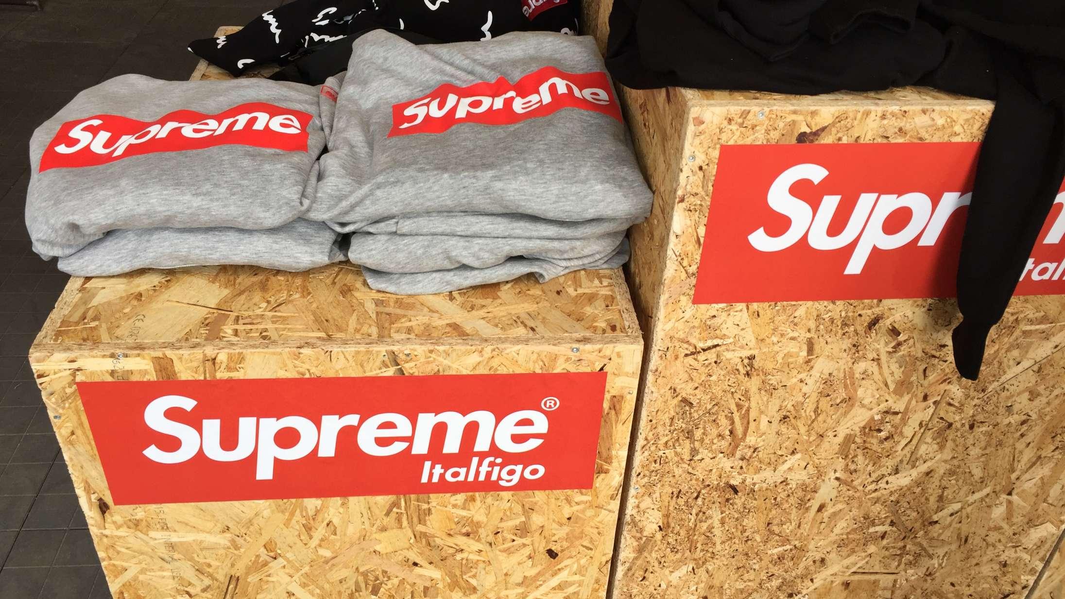 Roskilde Festival vidste ikke, at Supreme-butikken på pladsen ikke solgte ægte Supreme-varer