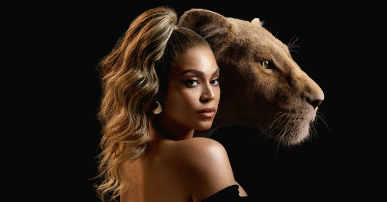 Beyoncé lader afropoppen brøle igennem på 'Løvernes konge'-albummet 'The Gift'