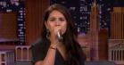 Se Alessia Cara lave overbevisende imitationer hos Jimmy Fallon – blandt andet af Billie Eilish