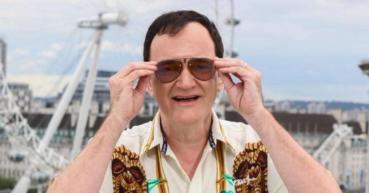 Quentin Tarantinos sidste film bliver en epilog for hans samlede værk
