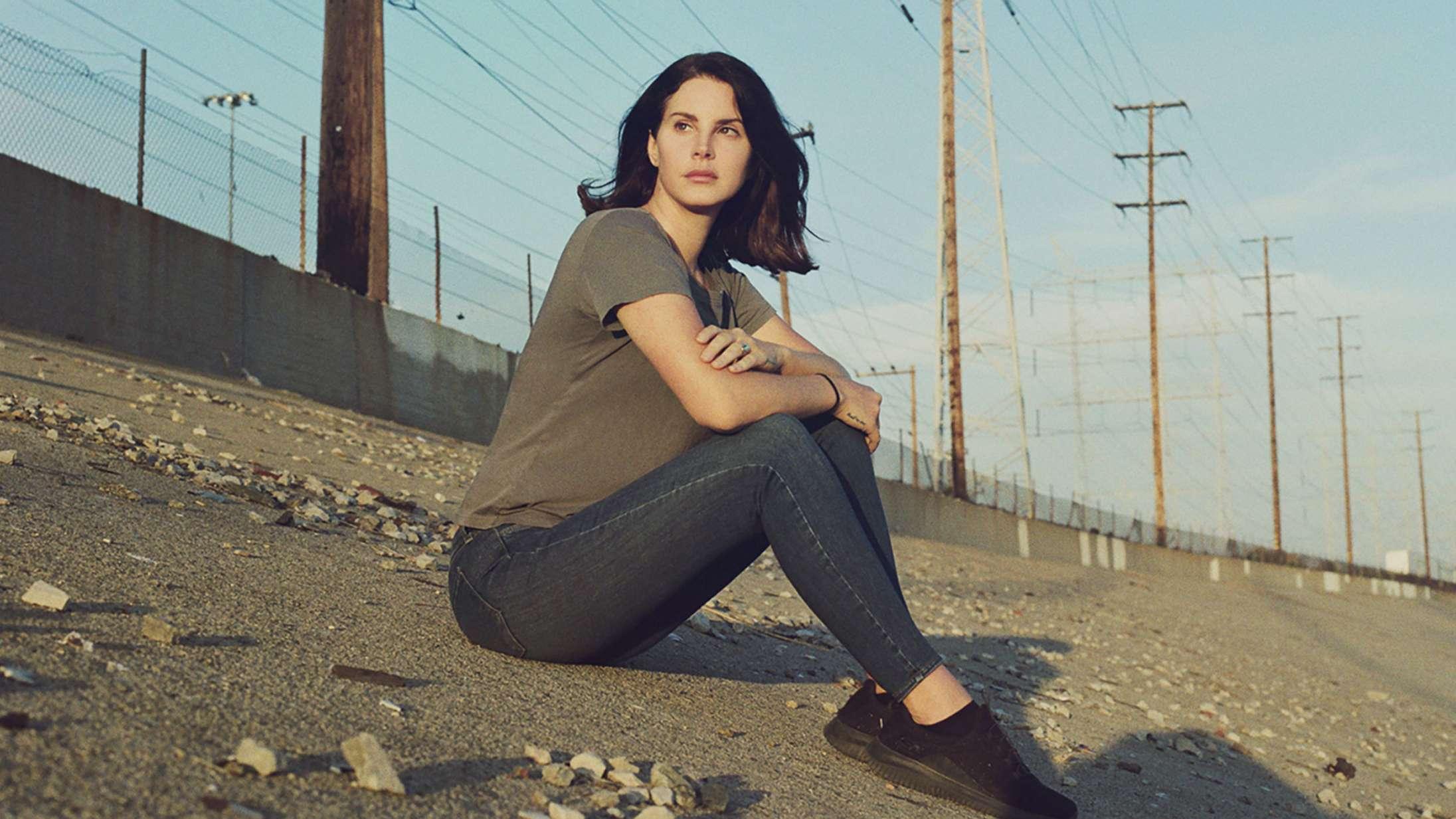 Lana Del Reys sangskrivertalent står i flammer på hovedværket 'Norman Fucking Rockwell'