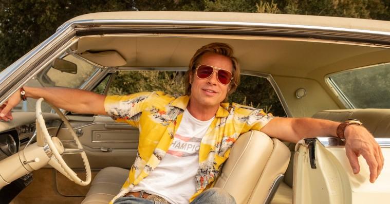 Én film fik Brad Pitt til at tage sin karriere op til revision – for kun at satse på kvalitet efterfølgende