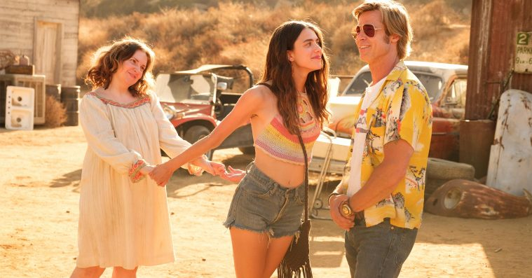 Lokale protesterede mod Tarantinos Charles Manson-ranch under 'Once Upon a Time in Hollywood'-optagelserne