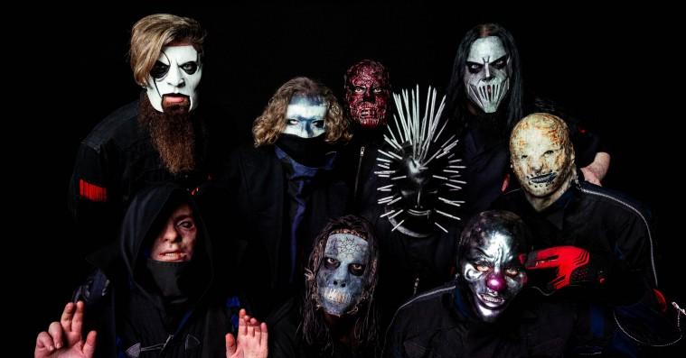 Slipknot kommer til Danmark